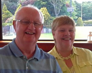 Brian & Carole Higginson